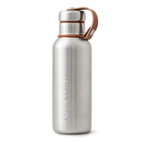 Фляга Water Bottle оранжевая, Black + Blum